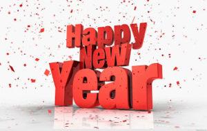 free happy new year 2015 3d HD wallpaper