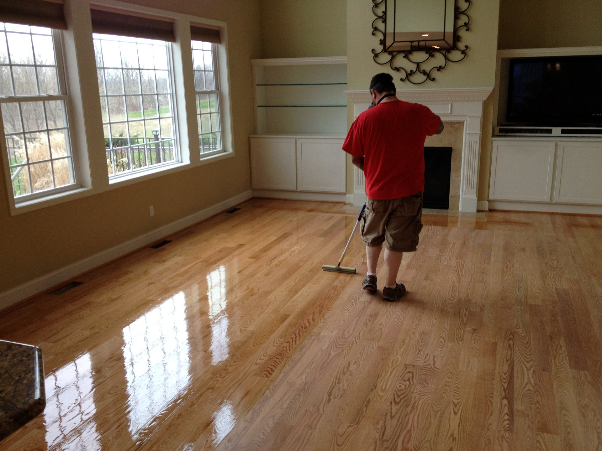 Hardwood Floor Refinishing, Resurfacing
