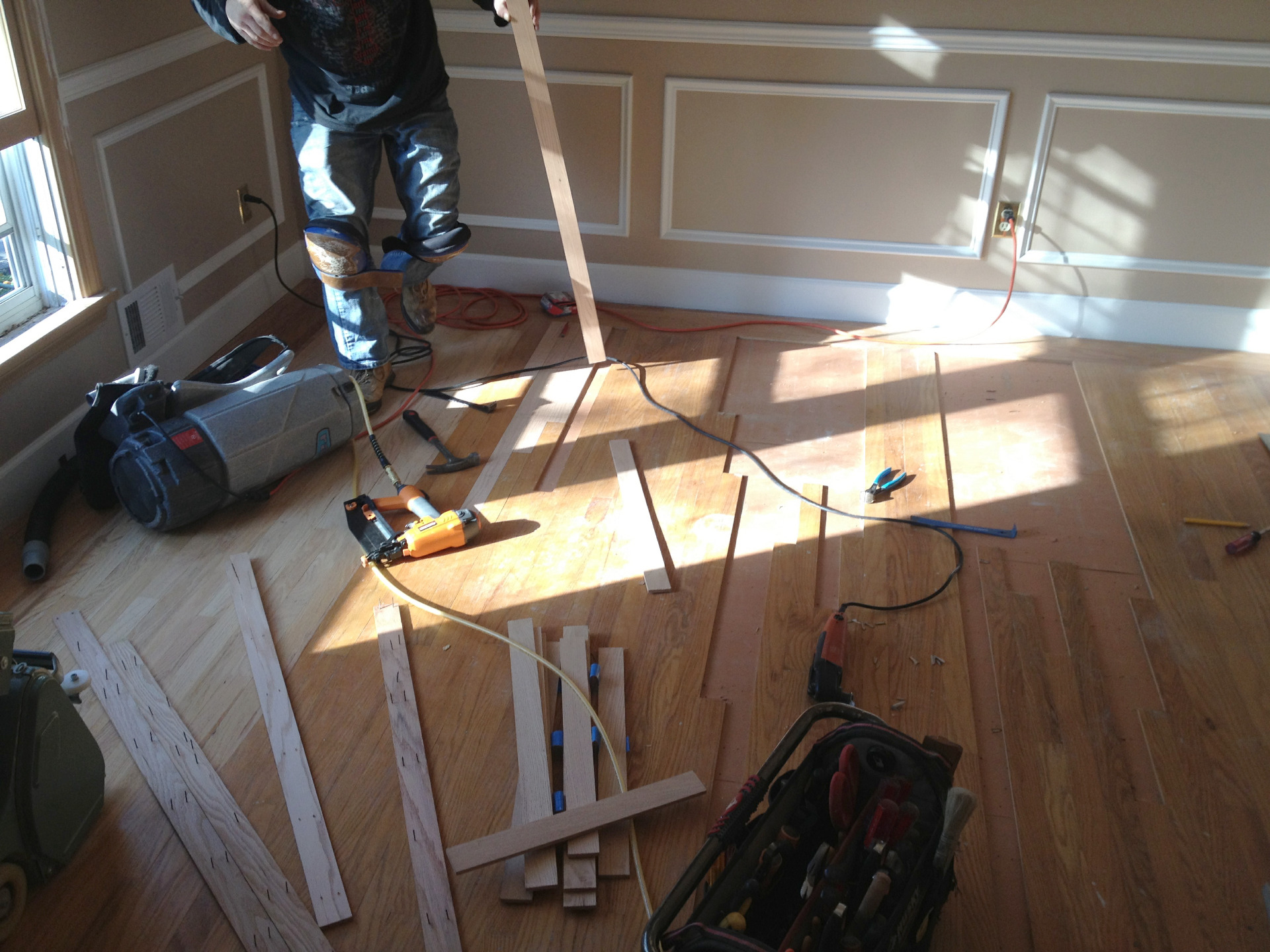 Hardwood Floor Repair Discover Hardwood Flooring